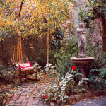 """Garden From """"Family Spaces"""""""