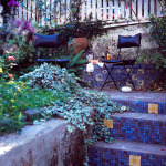 """Garden Steps From """"Family Spaces"""""""