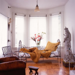"""Eclectic Living Room From """"Family Spaces"""""""