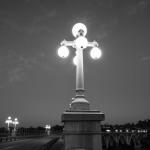 Two Bridges - Lamp Post